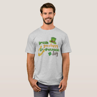 Happy St Patricks Day Irish T-Shirt