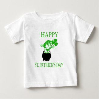 Happy St. Patrick's Day Leprechaun Tees
