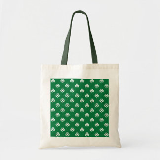 Happy St. Patrick's Day Pattern Tote Bag