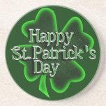 Happy St. Patricks Day Shamrock