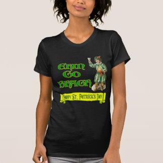 Happy St. Patrick's Day Slogan Shirt