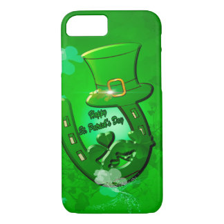 Happy St. Patrick's Day with iPhone 7 Case