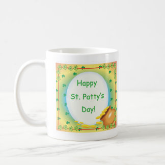 Happy St. Patty's Day Coffee Mug