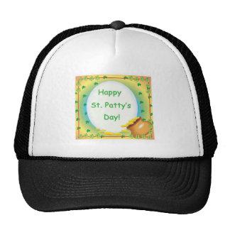 Happy St. Patty's Day Trucker Hat