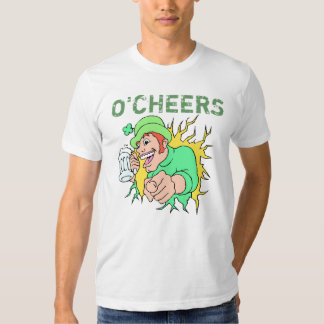 Happy St Patty Day O'Cheers t-shirt