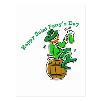 Happy St Patty s Day Post Cards