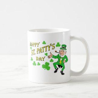 Happy St Patty's Day Coffee Mug