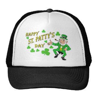 Happy St Patty's Day Trucker Hats