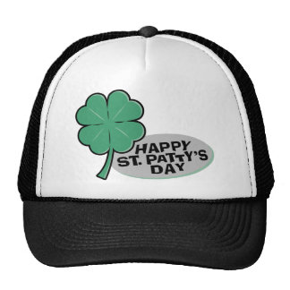 Happy St. Patty's Day Hats