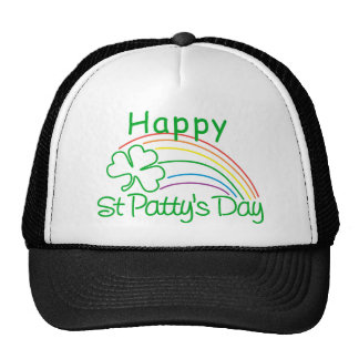 Happy St Patty's Day Hat