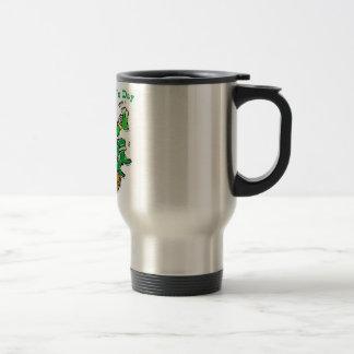 Happy St Patty's Day Coffee Mugs