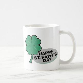 Happy St. Patty's Day Coffee Mugs