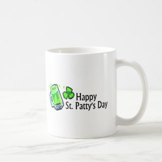 Happy St Pattys Day Coffee Mug