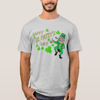 Happy St. Patty's Day T-Shirt