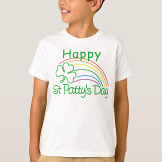 Happy St Patty's Day T-Shirt