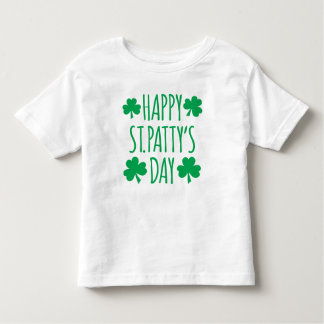 Happy St. Patty's Day Toddler T-Shirt