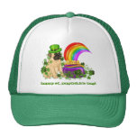 Happy St. Pugtrick's Day Tees and Gifts Trucker Hat
