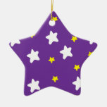 Happy Stars Purple