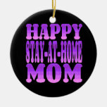 Happy Stay at Home Mum in Purple