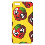 Happy Strawberry Case For iPhone 5C