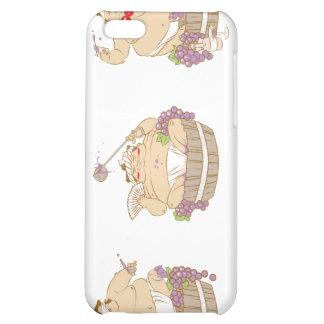 Happy sumo iPhone 5C cases