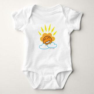 Happy Sun baby body suit Baby Bodysuit