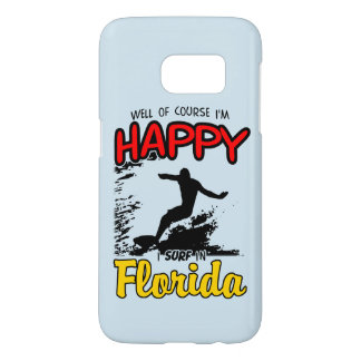 Happy Surfer FLORIDA (blk)