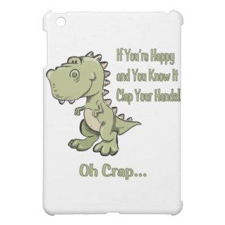 Happy T-Rex iPad Mini Covers