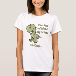Happy T-Rex T-Shirt