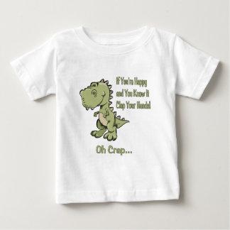 Happy T-Rex Tshirts