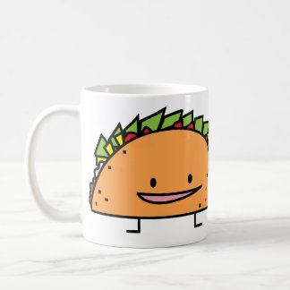 Happy Taco Coffee Mug