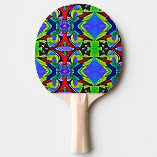 Happy Talk Ping Pong Paddle