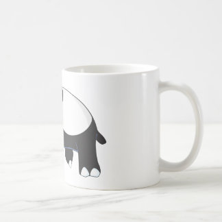 Happy Tapir Coffee Mug