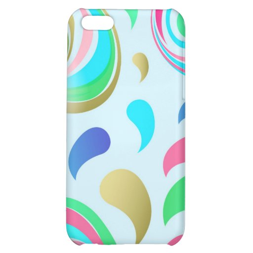 Happy Tears 3 Cover For iPhone 5C