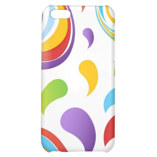 Happy Tears 4 iPhone 5C Cases
