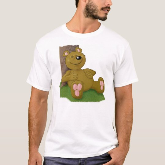 Happy Teddy Bear T-Shirt