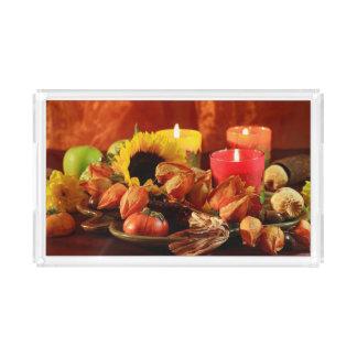 Happy Thanksgiving 2 Acrylic Tray