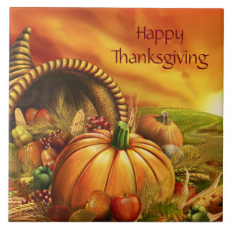 Happy Thanksgiving 2A Tile