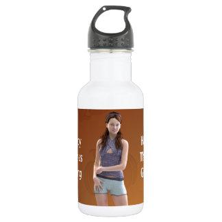 Happy Thanksgiving Bree 532 Ml Water Bottle