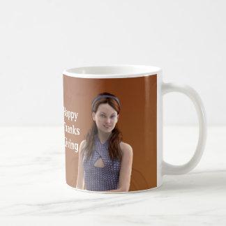 Happy Thanksgiving Bree Coffee Mugs