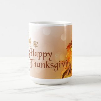 Happy Thanksgiving Coffee Mug