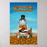 Happy Thanksgiving from Robo-x9 Print