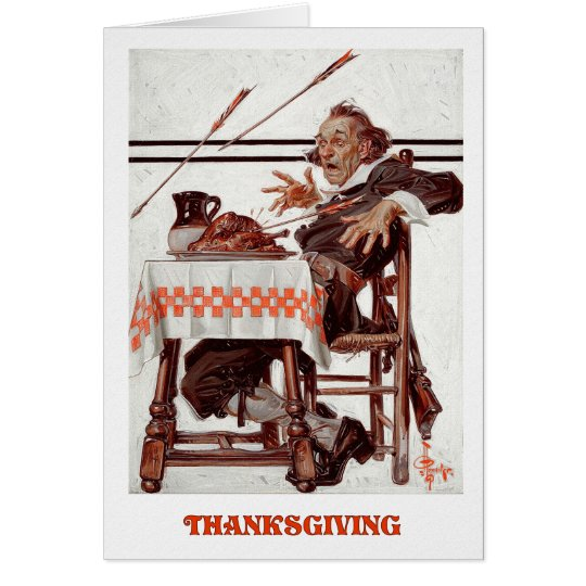 Happy Thanksgiving. Humourous Greeting Cards