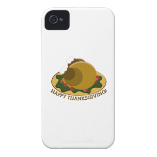Happy Thanksgiving iPhone 4 Cover