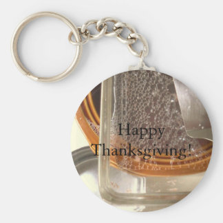 Happy Thanksgiving Keychains