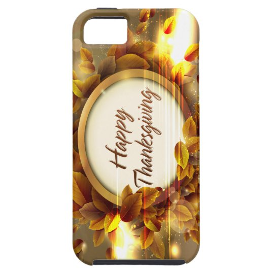 Happy Thanksgiving Speck Case