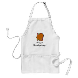 Happy Thanksgiving! Standard Apron