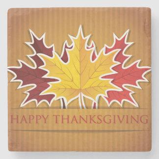 Happy Thanksgiving! Stone Coaster