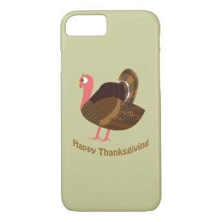 Happy Thanksgiving! Turkey iPhone 7 Case
