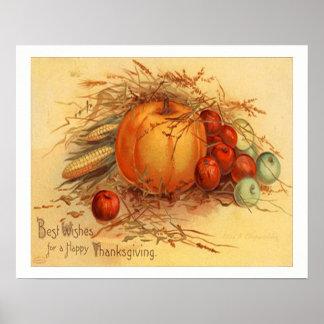 Happy Thanksgiving! v.2 Poster